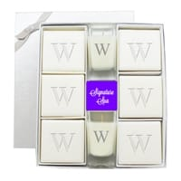 Picture of Signature Spa Ultimate Gift Set - Verbena Soap & Votive Set - A