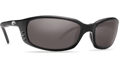 Picture of Brine Sunglasses - Matte Black/Gray 580P