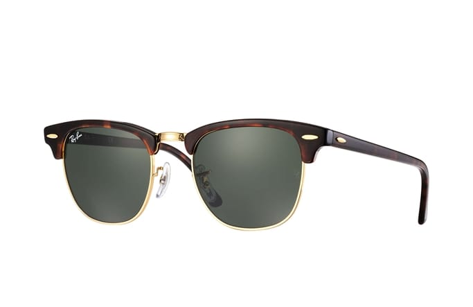 e712d82e500f6 Ray-Ban - Clubmaster Sunglasses Gov t   Military Discount