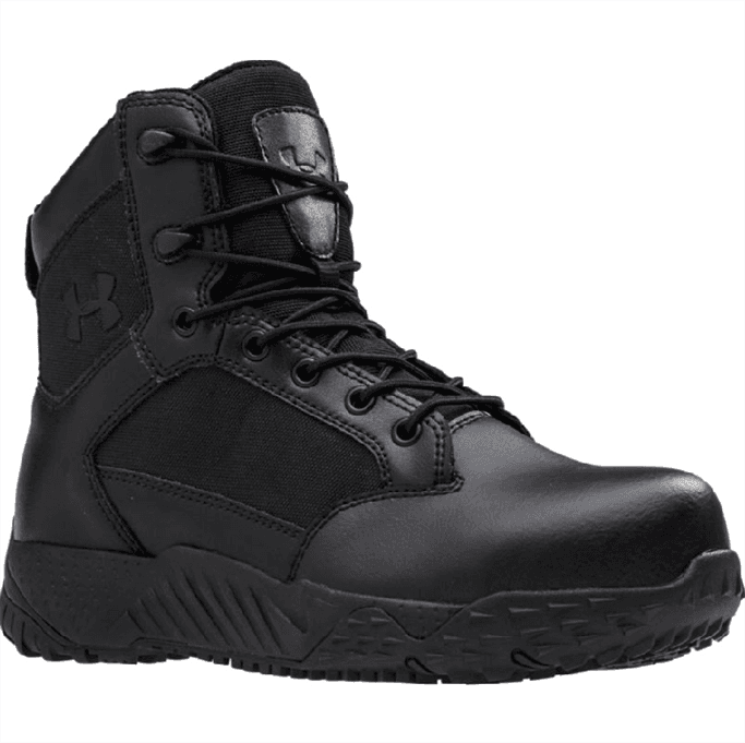 932c7c16 Under Armour - Women's Stellar Protect Tactical Boots ...