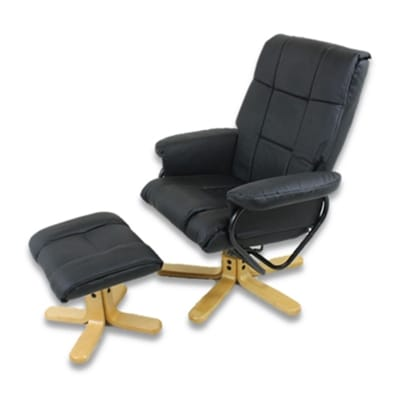 Picture of OS-802E Massage Recliner - Black