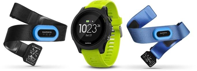 Garmin - Forerunner 935 Fitness Watch with Tri-bundle