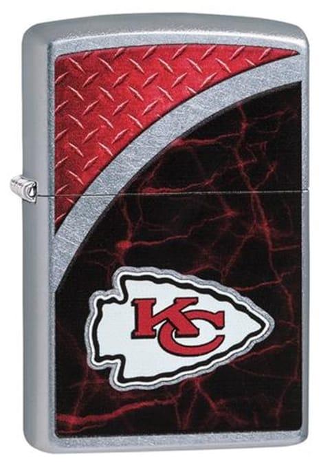 Zippo NFL Kansas City Chiefs Lighter Military Discount | GovX  supplier