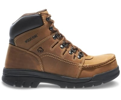 Picture of Men's Potomac Hiker Steel Toe Boots - Brown - 8.5 - Extra Wide