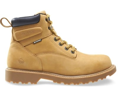 Picture of Men's Floorhand Steel Toe Boots - Wheat - 10 - Medium