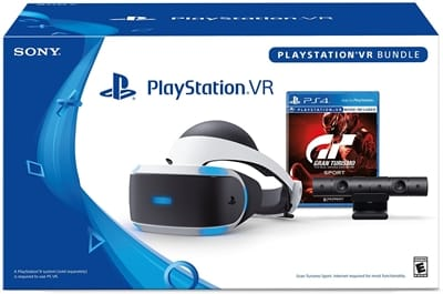 Picture of Playstation VR Gran Turismo Sport Bundle