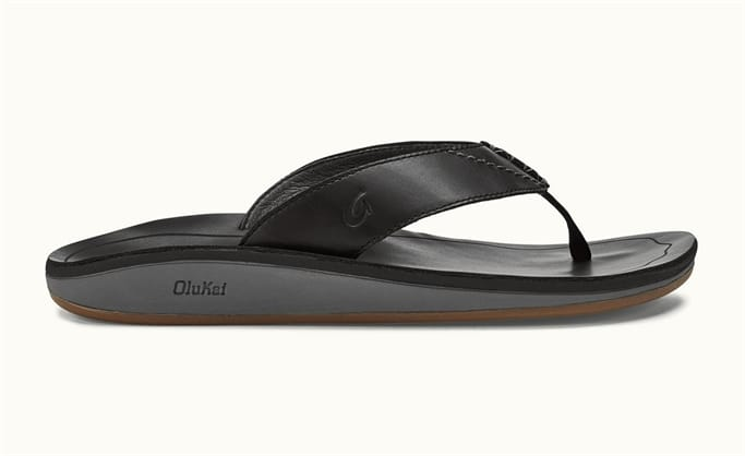 232c02462655 OluKai - Men s Nohona Ili Sandals Military Discount