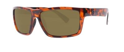 Picture of Echo Unsinkable Polarized Sunglasses - Core Lens - Caramel Tort