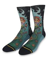 Picture of Men's Mermaid Classic Crew Socks - L