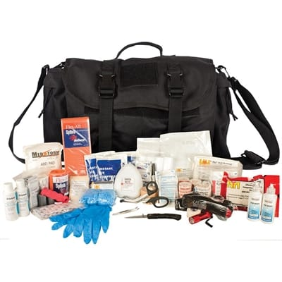 "Picture of Universal ""Go-To"" Bag with Contents - Black"
