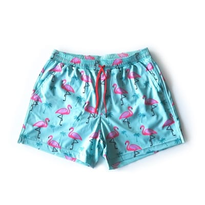 Picture of Men's Swim Trunks - Flamingo - XL