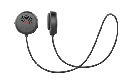 Picture of Zulu Alpha Wearable Bluetooth Speaker - Black