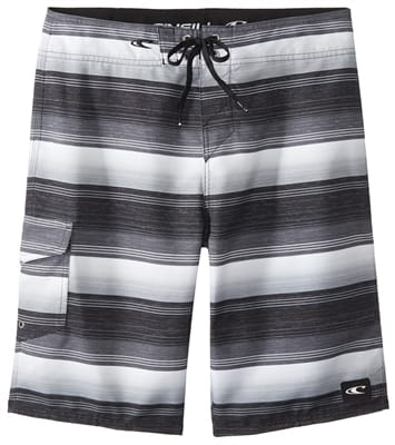 Picture of Men's Santa Cruz Stripe Boardshorts - Black - 31