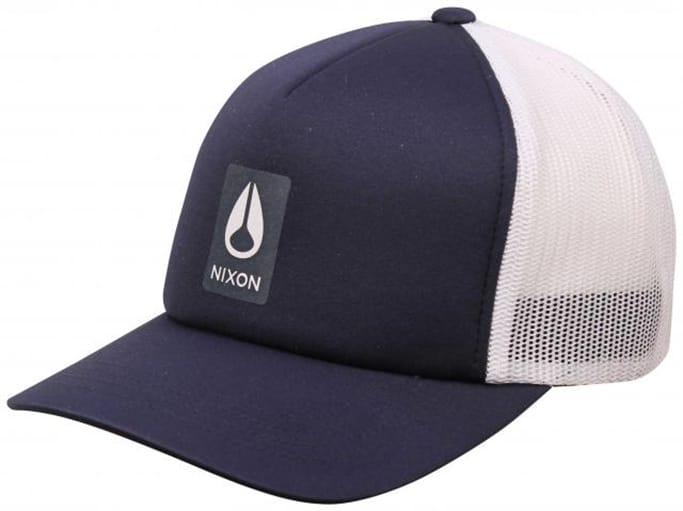 7661f4f05be78 Nixon - Badge Foam Trucker Hat Military Discount