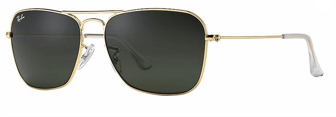 8b0d0c5bf209b Ray-Ban - Carivan Aviator Sunglasses Gov t   Military Discount