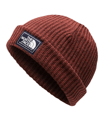 Picture of Salty Dog Beanie - Sequoia Red/Caldera Red - One Size