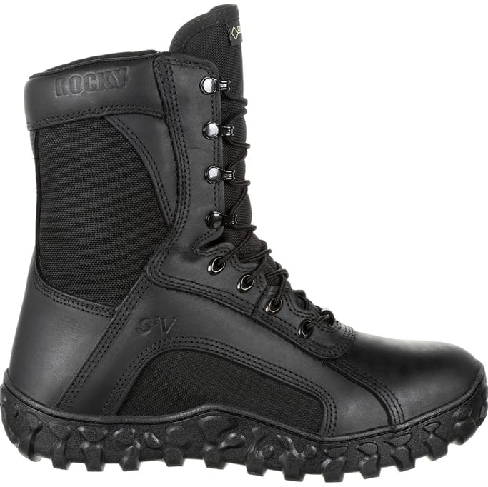 Rocky Boots Mens S2v Flight Boot 600g Insulated Gore Tex