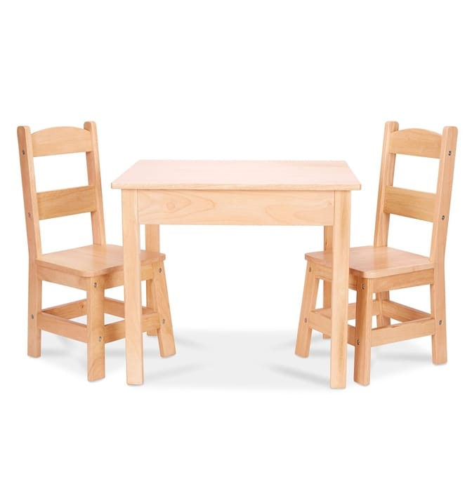 Tremendous Melissa And Doug Wooden Table Chair Discounts For Caraccident5 Cool Chair Designs And Ideas Caraccident5Info