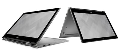 Picture of Inspiron 15 Intel i5 2-in-1 Touchscreen Laptop - i5-8250U - 256GB SSD - 8GB DDR4 - Intel UHD Graphics 620