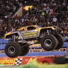 Discount Monster Jam Tickets for Military & Government | GovX