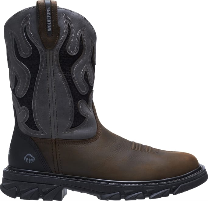 babf434ec01 Wolverine - Men's Ranch King Carbonmax Wellington Boots - Military ...