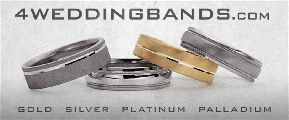 4 Wedding Bands Military Government Discount GovX