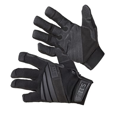 Picture of Tac K9 Canine and Rope Handler Glove - Black - S