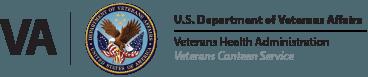 Veteran Affairs - Veterans Canteen Service Logo