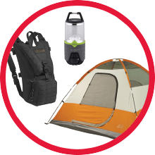 Category image representing Outdoor Gear